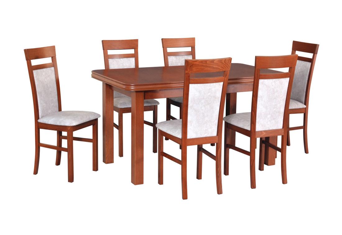 6 személyes szétnyitható szék
